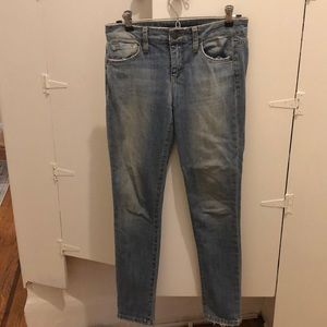 Low rise joes jeans